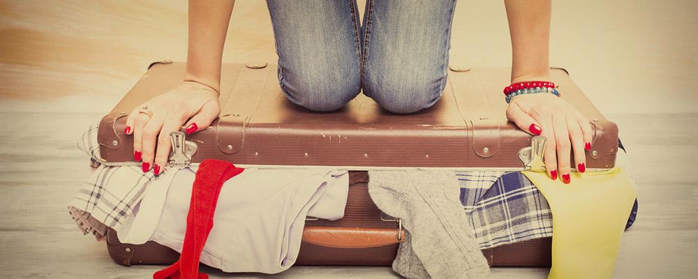 conseils pour alléger ses bagages